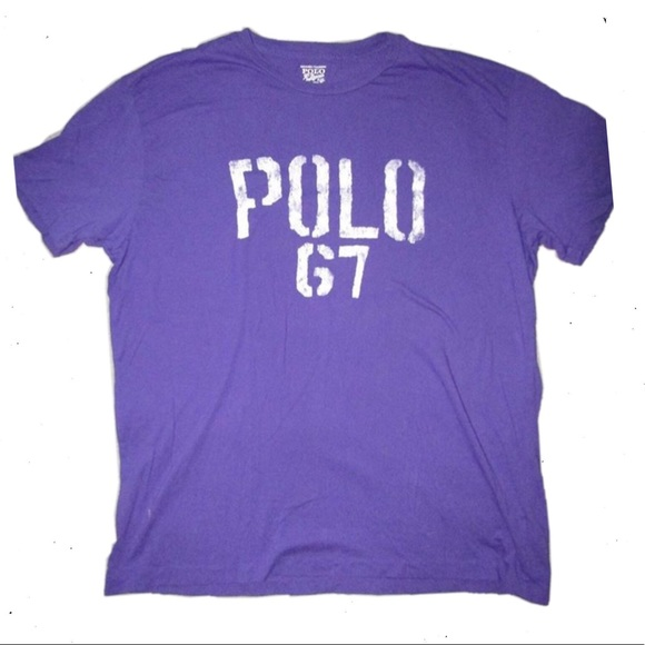 Polo by Ralph Lauren Other - Purple short sleeve Polo t-shirt
